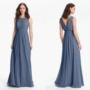 Jenny Yoo - Vivienne Dress in Evening Blue